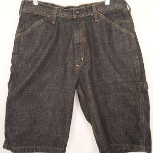 Ralph Lauren   Men's Blue Jean Carpenter Shorts